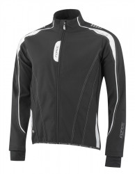 Jacheta Force X72 Men softshell negru-alb M