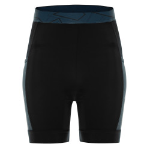Pantaloni alergare FUNKIER Paduli-2 - Negru/Albastru S