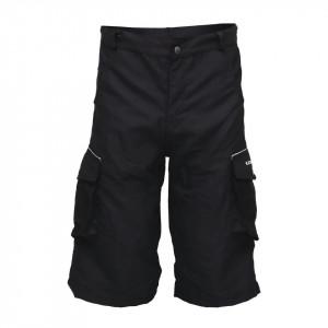 Pantaloni scurti CROSSER CW-598 cu bazon - Negru L