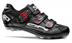 Pantofi ciclism SIDI Eagle 7 Mtb negru/negru 45.5