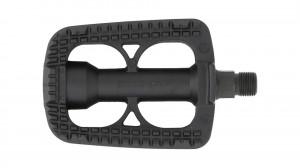 Pedale CONTEC CP-012 copii plastic - Negru