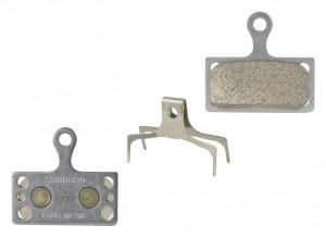 Placute de frana Shimano BRM785 metalice cu arc