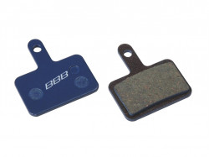 Placute frana BBB BBS-52 Shimano Deore, Nexave, Tektro Aquila mecanice organice