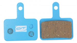 Placute frana CONTEC DiscStop+ CBP-530 organic SHIMANO BR-M515/M475/M495/M395/M355