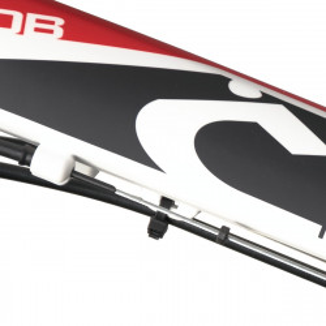 Protectie cadru pt cablu CROSSER DN-120 1.2mm (100buc) - negru