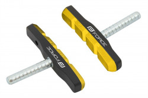 Saboti frana Force cu pin 70mm negru/galben
