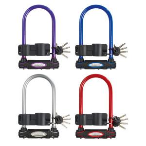Antifurt Master Lock U-lock cu cheie 210x110x13mm Argintiu