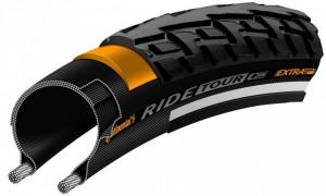 Anvelopa Continental Ride Tour Reflex Puncture-ProTection 28-622 negru/negru