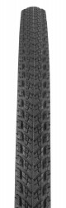 Anvelopa Force 700 x 38C, IA-2068 ANTIDEFEKT Negru