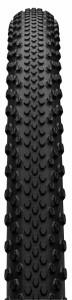 Anvelopa pliabila Terra Hardpack Shieldwall 50-622 negru