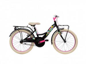 Bicicleta Adriatica Girl 20 Bimba 2021 1V neagra