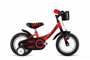 "Bicicleta Copii 12"" DEMA FUNNY Rosu"