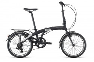 Bicicleta Pliabila DEMA OXXY F7 Aluminiu Negru