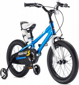 Bicicleta RoyalBaby Freestyle 14 Blue
