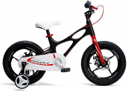 Bicicleta RoyalBaby Space Shuttle 16 Black