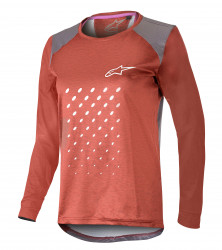 Bluza Alpinestars Stella Alps 6.0 LS Red S