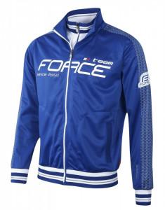 Bluza Force 1991 cu maneci lungi albastra XS