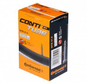 Camera bicicleta Continental MTB 27.5 valva Presta S42 47/62-584