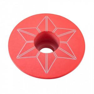 Capac furca SUPACAZ Star - roz (powder coated)