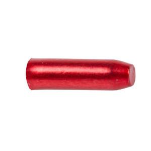 Capete Cablu CNC 1,7x10 mm M-WAVE Aluminiu Rosu Anodizat