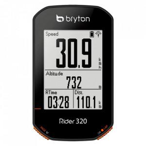 Ciclocomputer bicicleta BRYTON RIDER 320E GPS