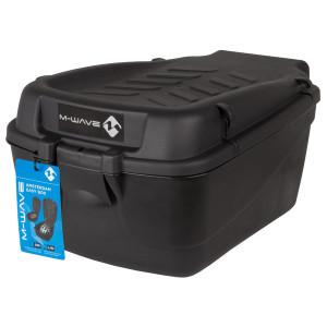 "Cutie Portbagaj Plastic 18l M-WAVE ""AMSTERDAM EASY BOX L-XL"""