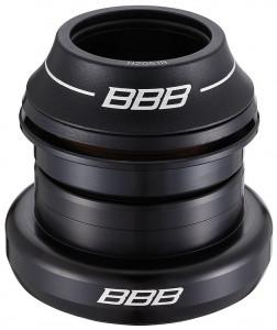 Cuvetarie semi-integrate BBB tapered 44mm ID 1.1/8-1.5 con aluminiu 12 mm
