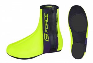 Huse pantofi Force Neopren Basic Fluo XL