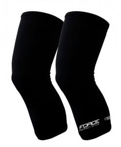 Incalzitoare genunchi Force Term negre XS