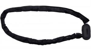Incuietoare lant CONTEC Powerloc 5.5mm x 90 cm - Negru