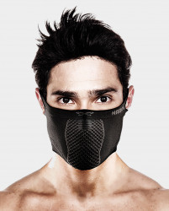 Masca pentru sportivi Naroo Mask X5s Negru/Gri