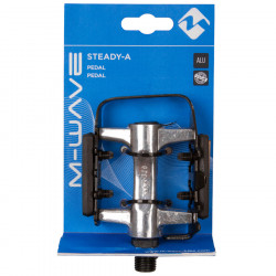 """Pedale M-WAVE """"STEADY-A"""""""