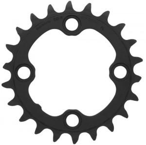 Placa pedalier Shimano FCM770 22 dinti neagra