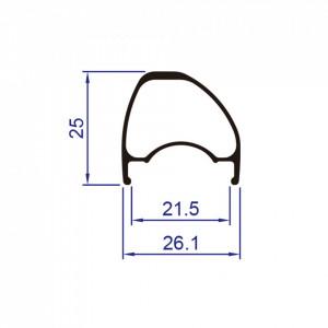 Roti FSA NS MTB 27.5'' 6B