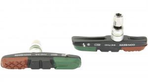 Saboti frana CONTEC V-STOP 3D - negru - 72mm