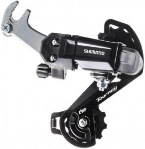 Schimbator Spate SHIMANO TOURNEY RD-TY200-GS 6/7 Brat Ax Silver