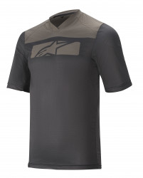 Tricou Alpinestars Alps 4.0 SS Jersey Black/Dark shadow XL