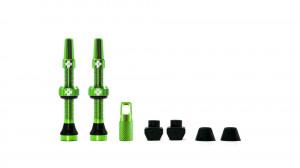 Valve Tubeless Muc-Off Presta MTB 44mm Verzi