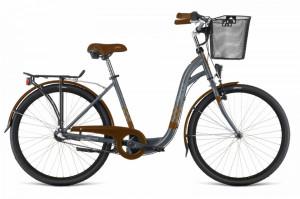 "Bicicleta 26"" DEMA Silence 3 Beige-GREY"
