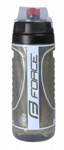 Bidon Force Heat 0.5l termo negru/gri