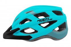 Casca Rock Machine MTB FUN albastru deschis M-L (58-61 cm)