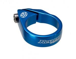 Colier tija sa Reverse Bolt Clamp 34.9mm albastru