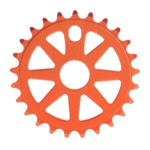 Foaie Angrenaj BeFly BMX Attack Aluminiu 25 T Orange