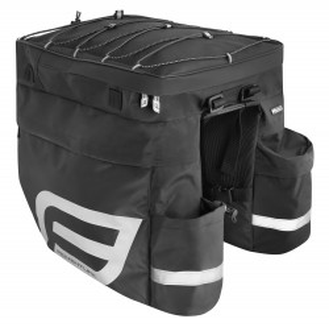 Geanta portbagaj spate Force Adventure 32l negru
