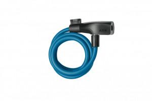 Incuietoare cablu AXA Resolute 120/8 - Petrol Blue