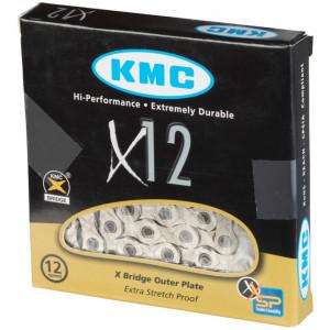 Lant KMC X12 SILVER 126 Zale
