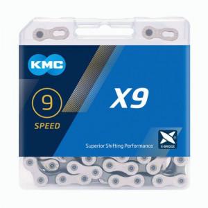 Lant KMC X9 Silver/Grey 114 Zale