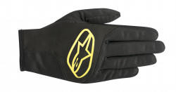Manusi Alpinestars Cirrus Black Acid Yellow S