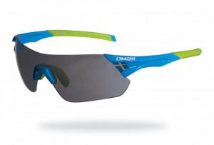 Ochelari LIMAR S8 CH CE lime/albastru