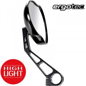 Oglinda ERGOTEC M99 Aluminiu E-Bike 45 Km/H